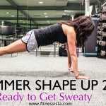 summer shape up 2012