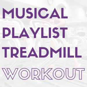 Musical Playlist Workout