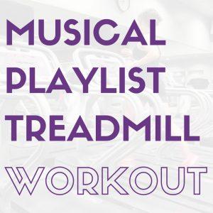 Musical Playlist Workout