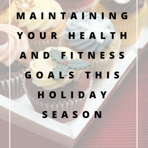 Want to maintain your fitness goals while enjoying the holiday season? Tons of tips here!
