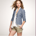 An Ode to: the Denim Blazer