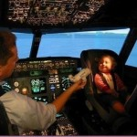"""Dad, When I Grow Up, I Want to be a Fighter Pilot"""