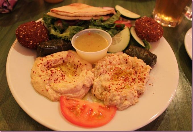 veg plate