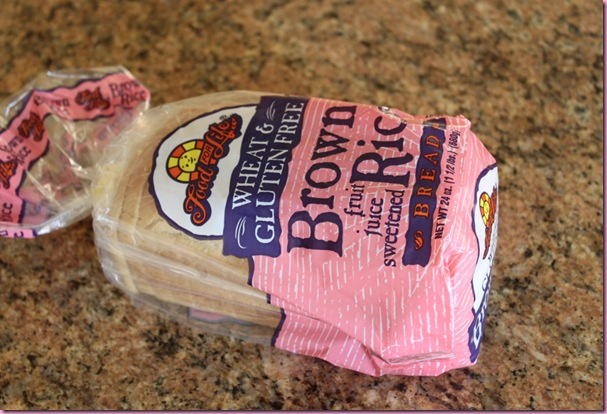 brown rice bread