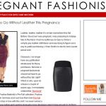 Fave Fashion Blogs
