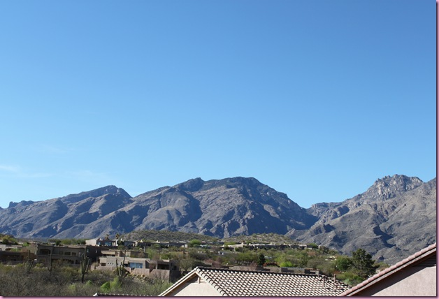 balcony view of the mountains