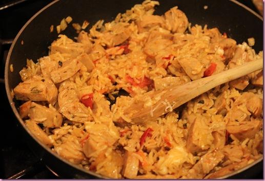 cheezy rice