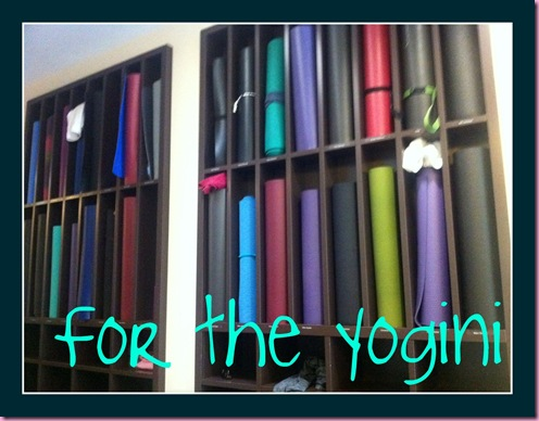 for the yogini