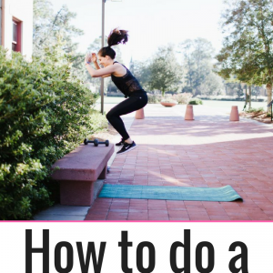 How to do a Tabata workout
