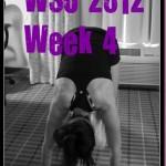 WSU Week 4 + February Schweaty Workout