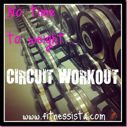 weight circuit