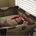 Breaking the swaddle