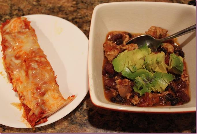 chili and enchi