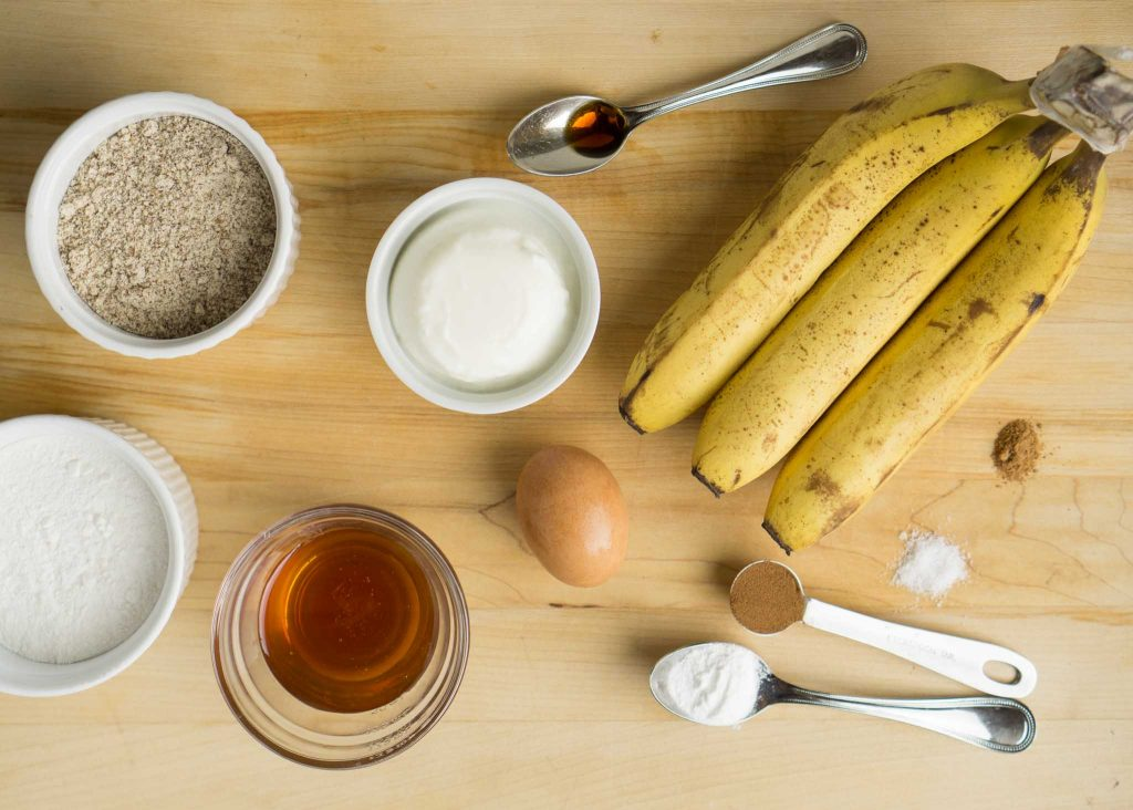 gluten-free muffin ingredients