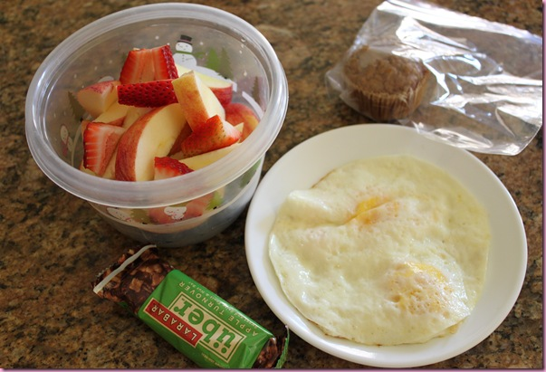 bfast and fruit