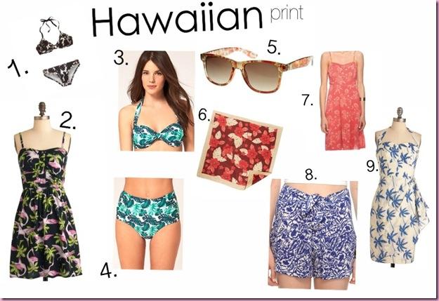 hawaiian faves