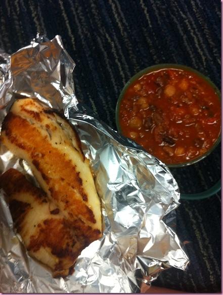 tilapia and chili