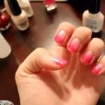 Meg: Ombre Nails