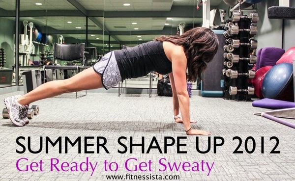 Summer shape up 2012