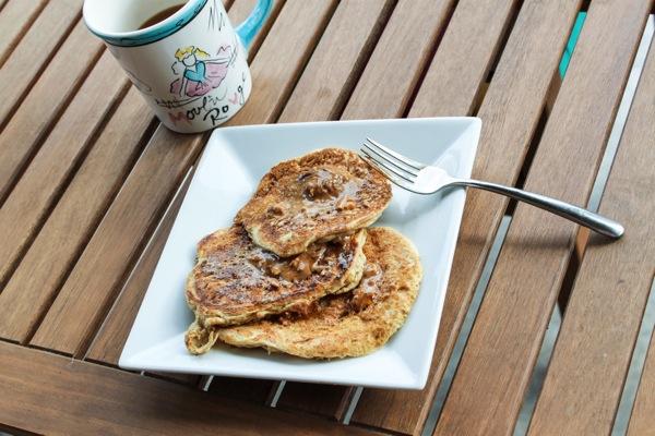 Protein pancakes 3