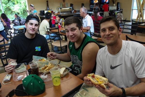 The boys 4