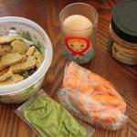 Planning ahead + Summer Shape Up 2012: Week 4 Grocery List