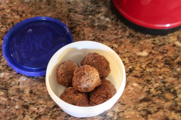 amazeballs food prep to eat clean on-the-go