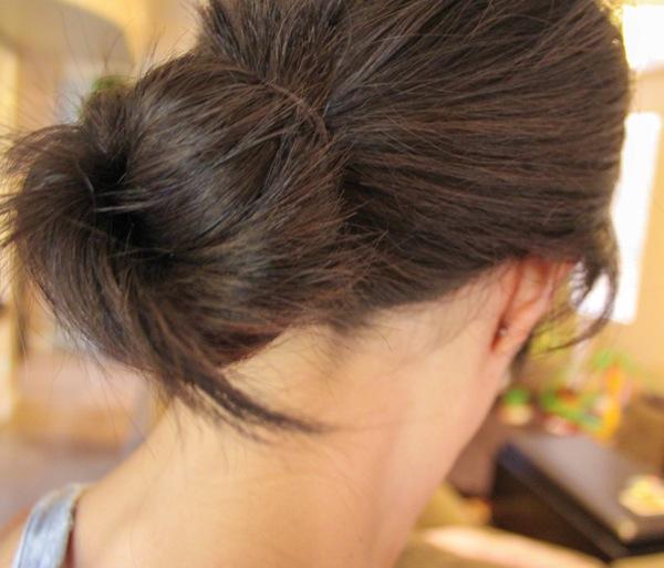 Gym hair 2