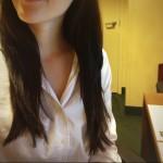 Meg: Long hair. DO care.