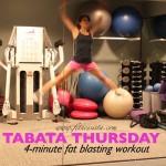 August 9: Tabata Thursday