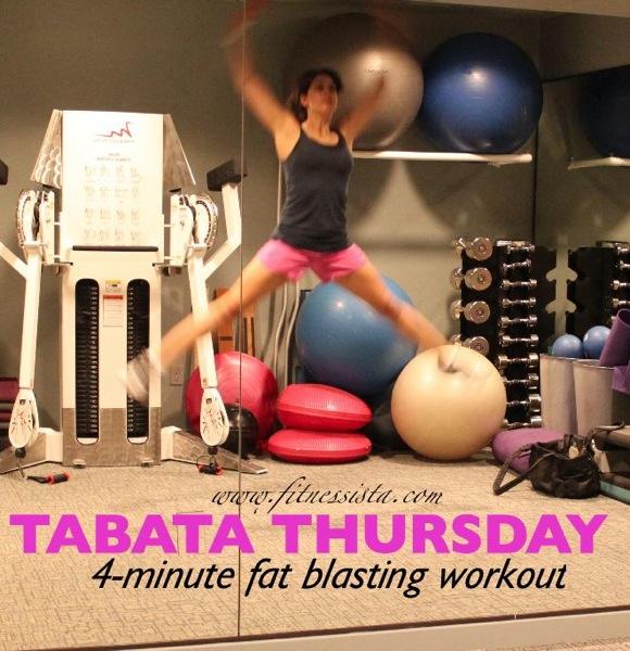 Tabata thursday