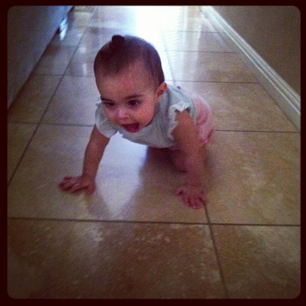 Crawling liv