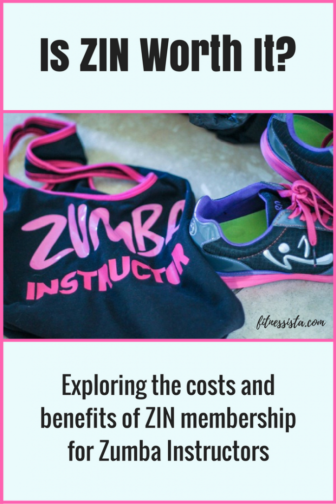 Is Zin Worth The Cost Fitnessista Zumba