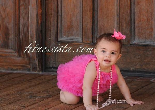 Livi 9 months