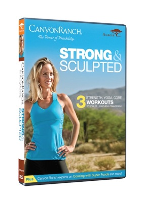 Canyon Ranch Strong Sculpted product