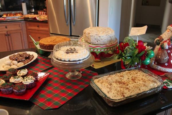 Desserts  1 of 1