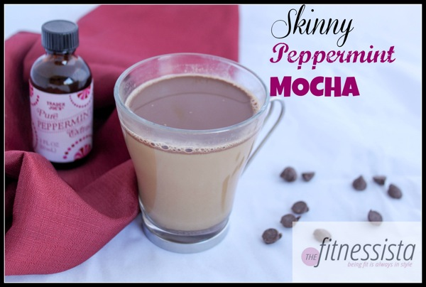 skinny peppermint mocha