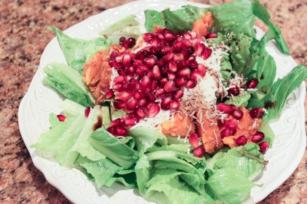 Pom salad  1 of 1