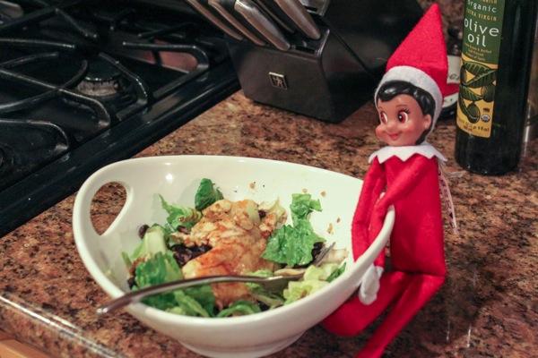 Salad beast elf  1 of 1