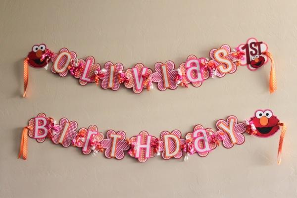 Birthday sign  1 of 1