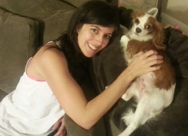 Me and caro
