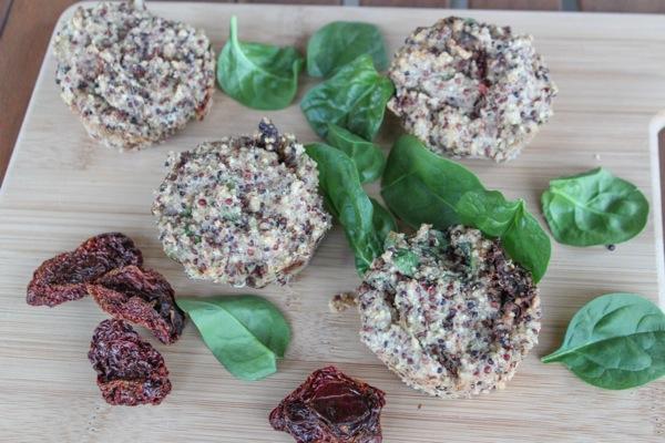 Quinoa muffins  1 of 1 3