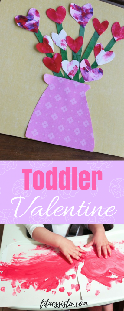 Toddler Valentine