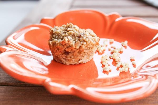 Baby quinoa muffins  1 of 1
