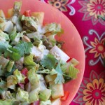 PRO meals: Spicy chopped salad