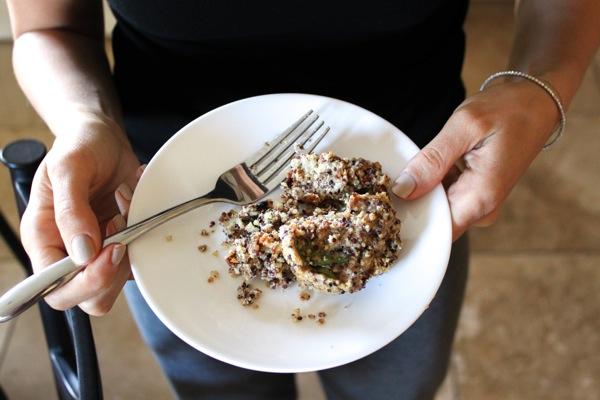 Quinoa muffins  1 of 1