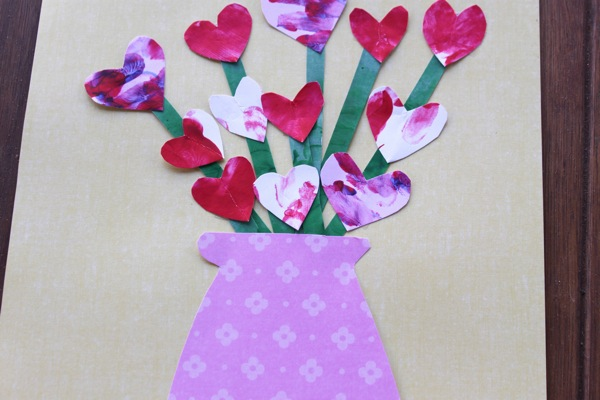 Toddler Valentine Bouquet