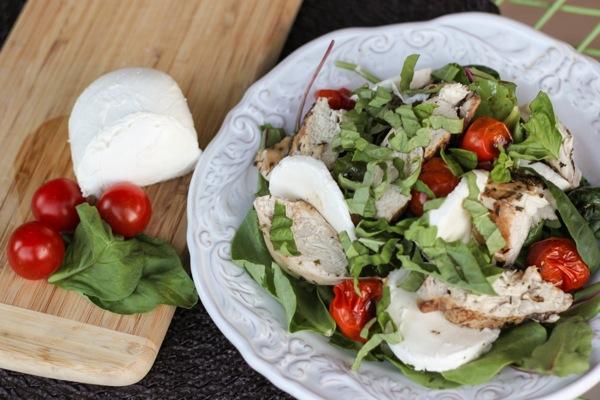 Caprese salad2