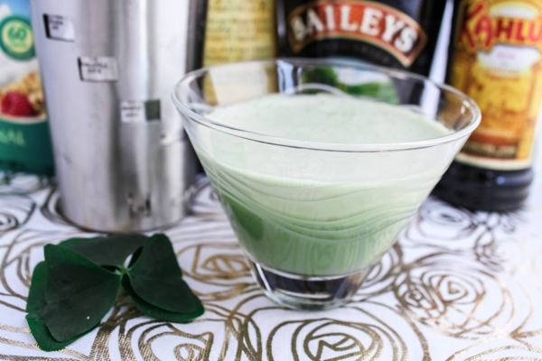 The best St. Patrick's Day cocktail