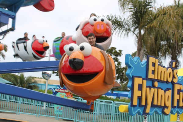Elmo ride  1 of 1